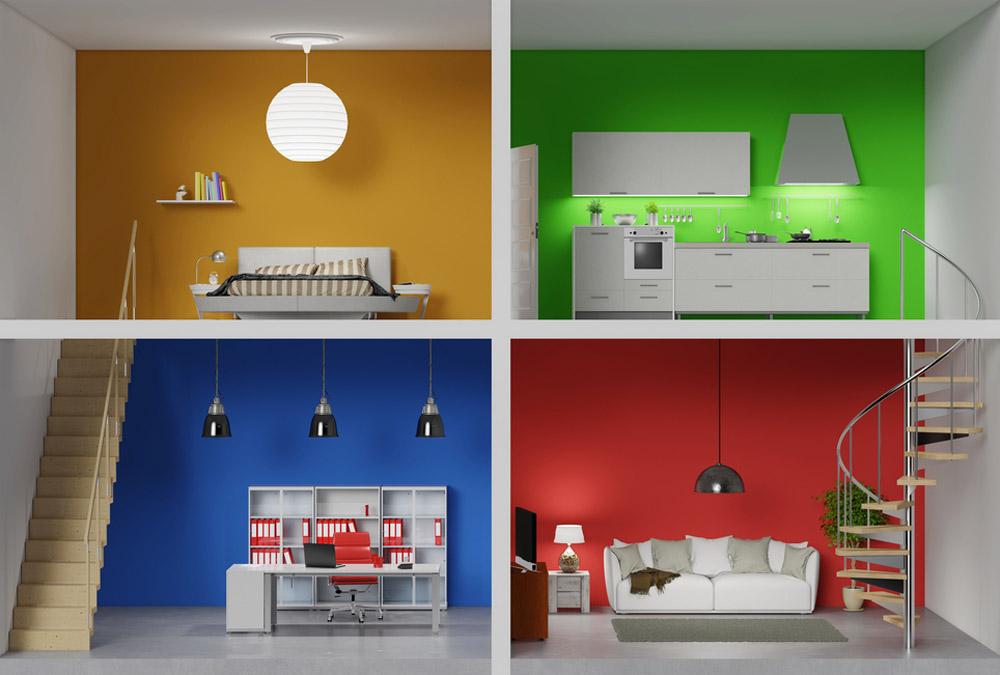 Idee arredamento casa piccola gallery of soggiorno in for Arredamento moderno casa piccola