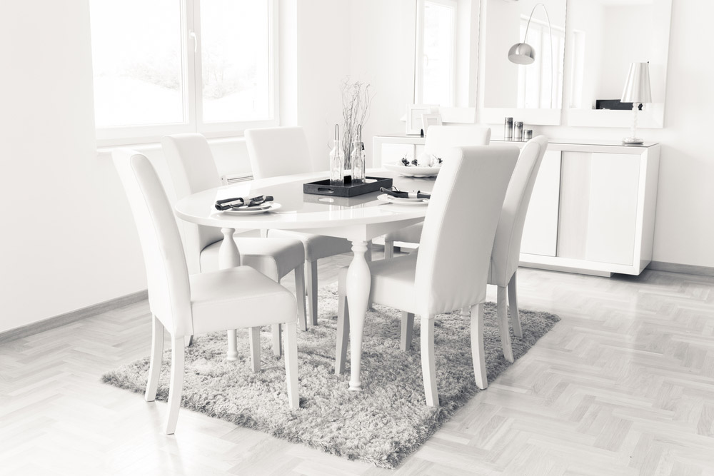 Pavimento Bianco Colore Pareti : Come scegliere e abbinare i colori di casa