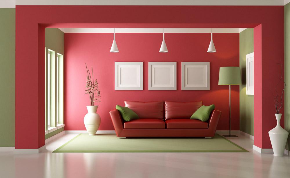 Come scegliere e abbinare i colori di casa for Essere minimalisti