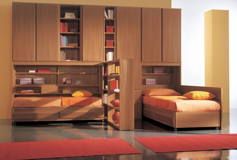 La scelta del letto quella che fa la differenza in una - Crea la tua cameretta ...