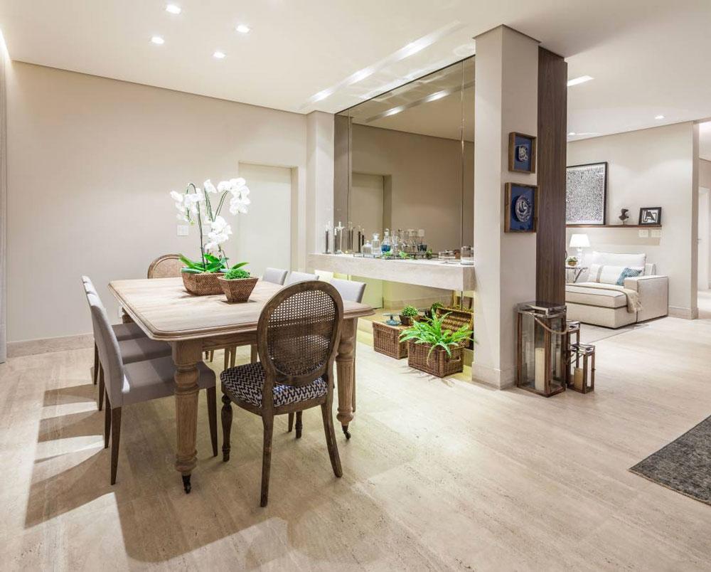 Come abbinare arredamento classico e moderno insieme for Stile casa classica