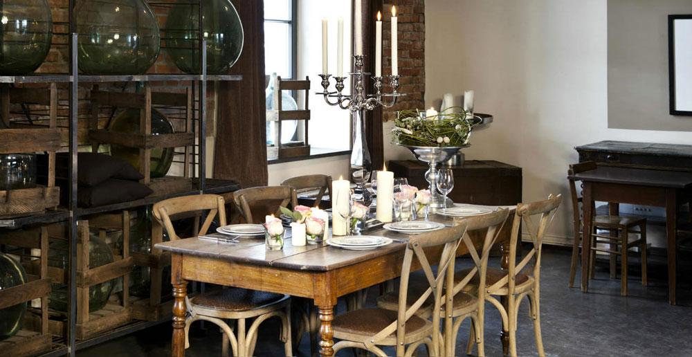 Sala Da Pranzo Shabby Moderno.Come Abbinare Arredamento Classico E Moderno Insieme