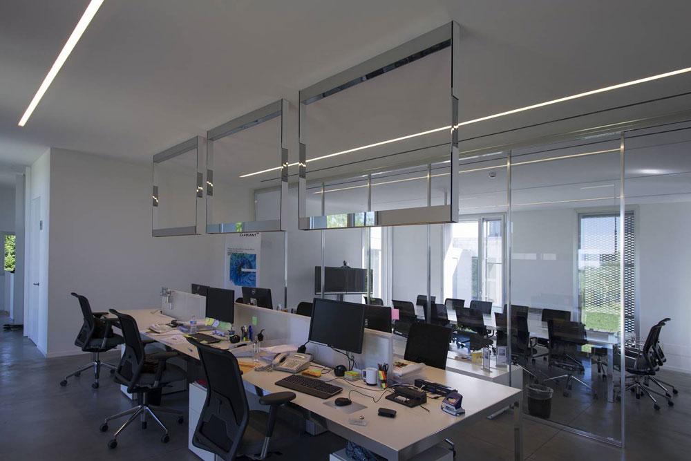 arredare-ufficio-luce