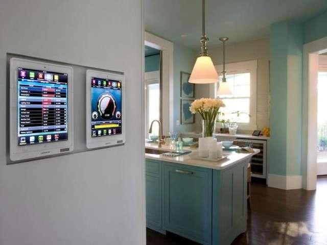 Casa intelligente domotica sostenibile