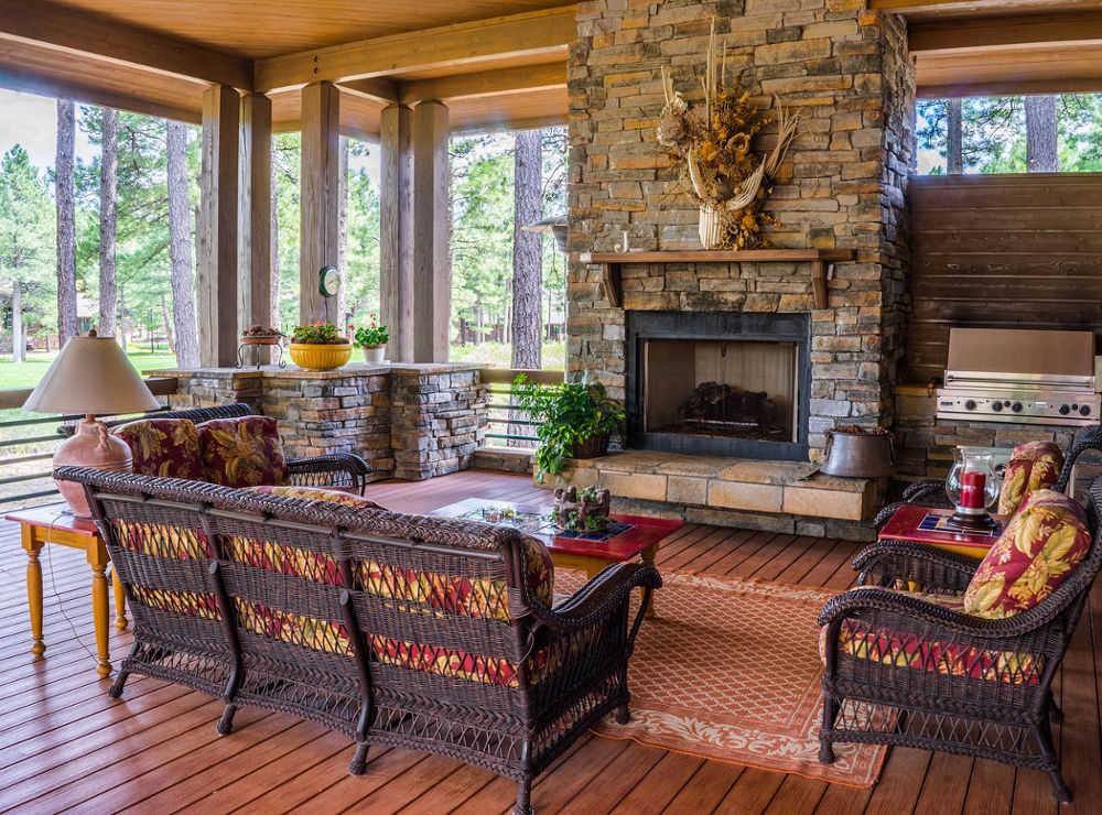 Arredamento Casa Di Montagna : Come arredare una casa in montagna