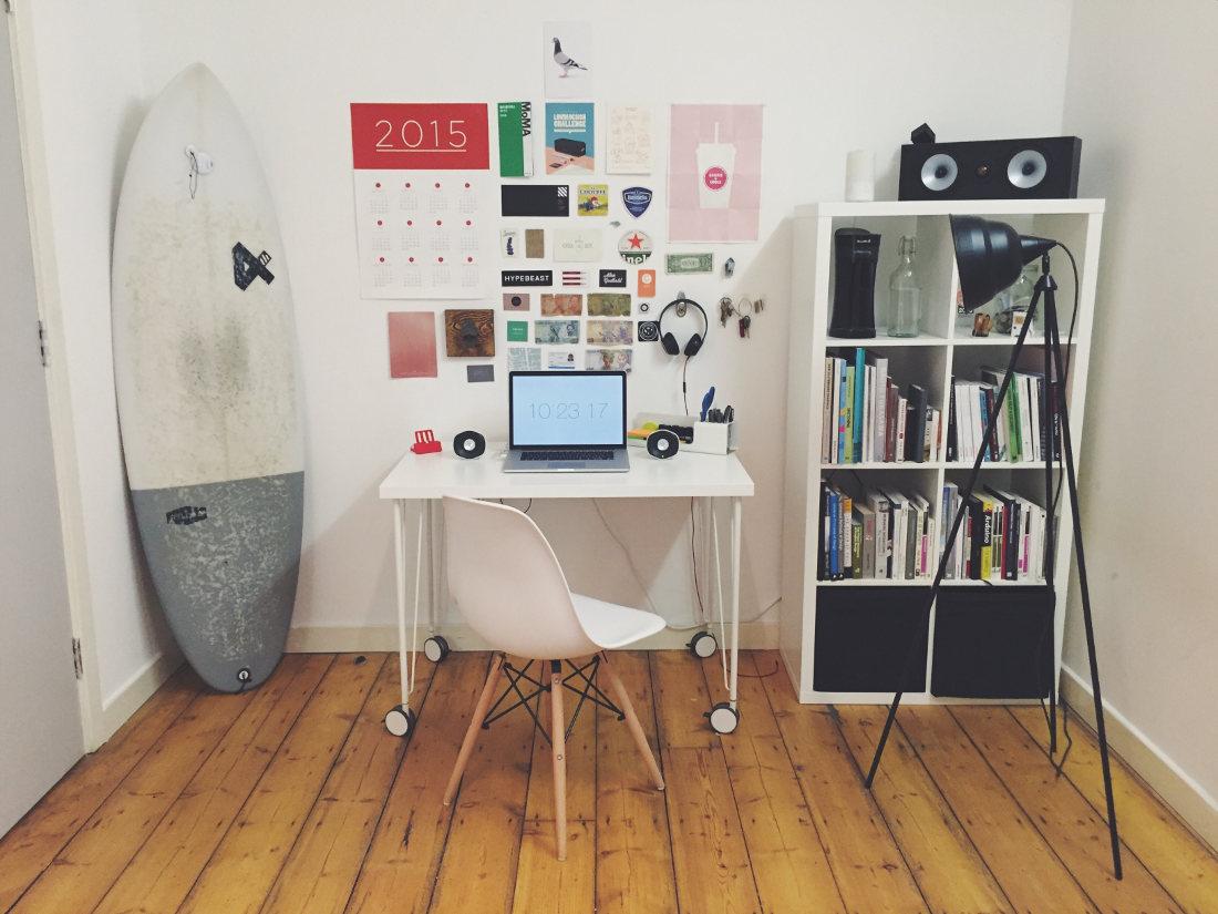 Arredare una stanza come ufficio