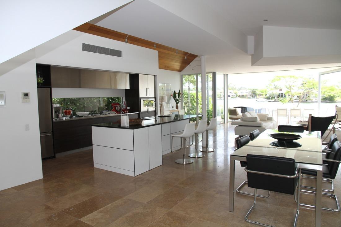 Arredare Soggiorno Open Space : Come arredare una cucina e un soggiorno open space