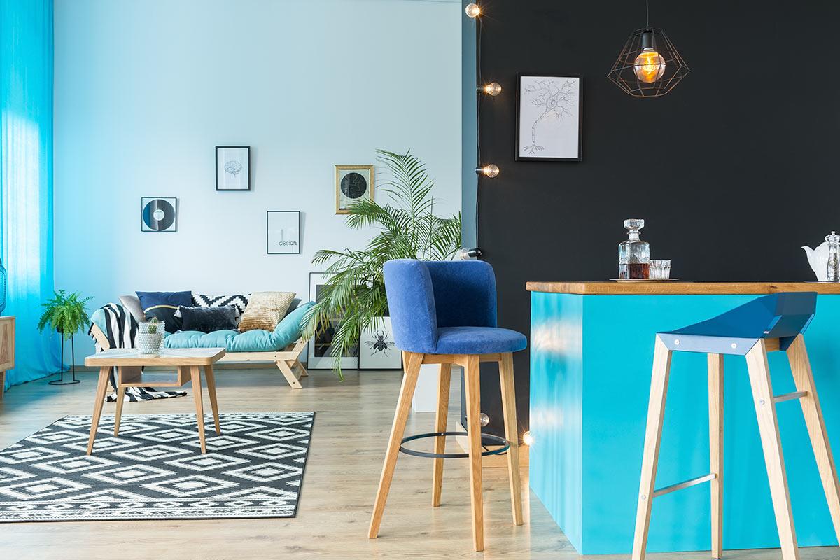 Consigli per arredare un soggiorno con angolo cottura for Arredare un soggiorno