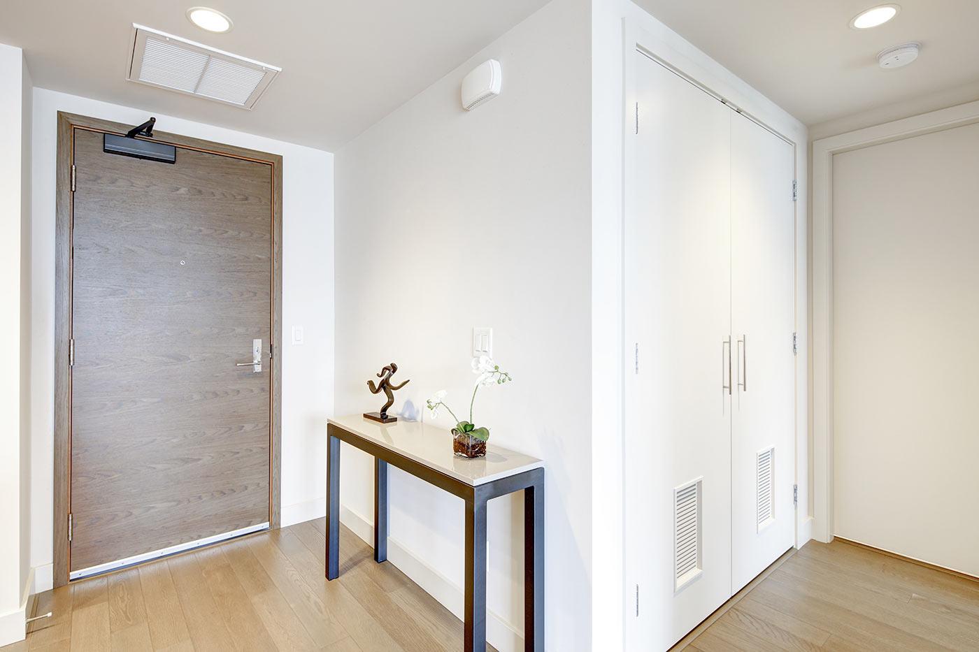 Idee per sfruttare le stanze meno usate: ingresso e corridoi