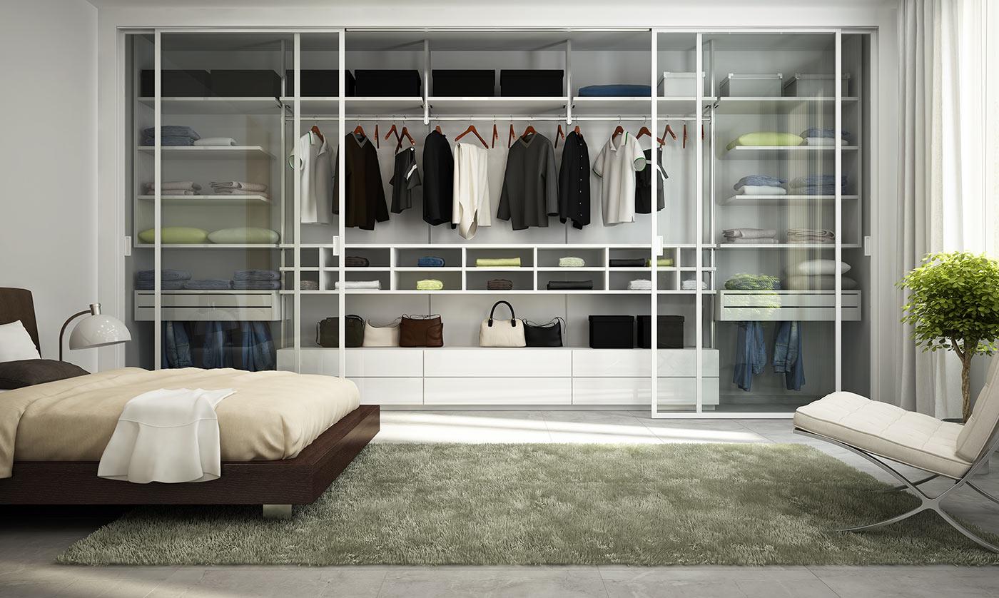 Come scegliere la giusta anta per il tuo armadio