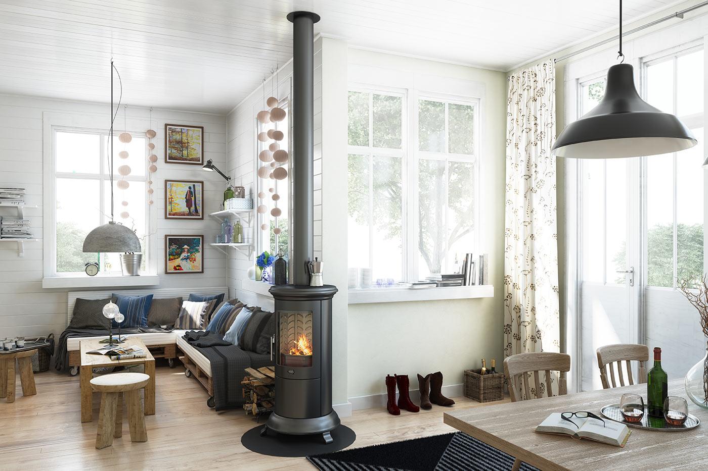 Arredamento Di Una Casa Di Campagna : Come arredare una casa in campagna stili e idee man casa