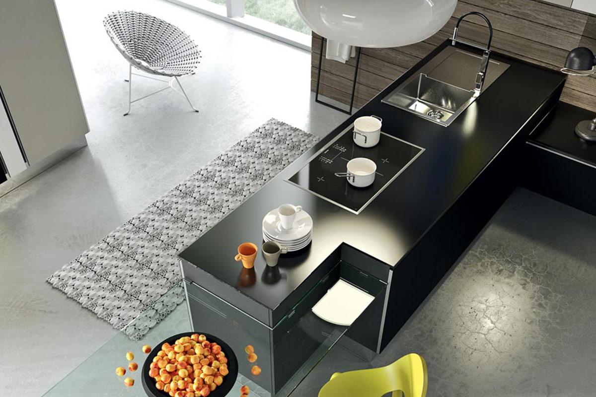 Mobili Per Cucina Piccola idee di arredo per una cucina piccola e quadrata: i nostri