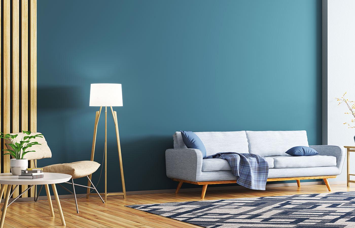Guida alla scelta dei colori per tinteggiare casa