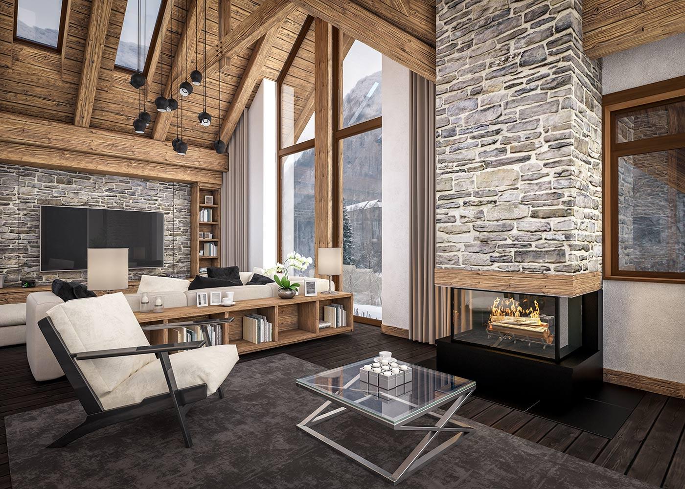 Arredamento Casa Moderno arredo rustico moderno: cos'è e come adattarlo a casa