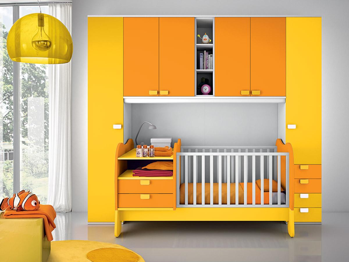 Cosa deve esserci nella cameretta del neonato?