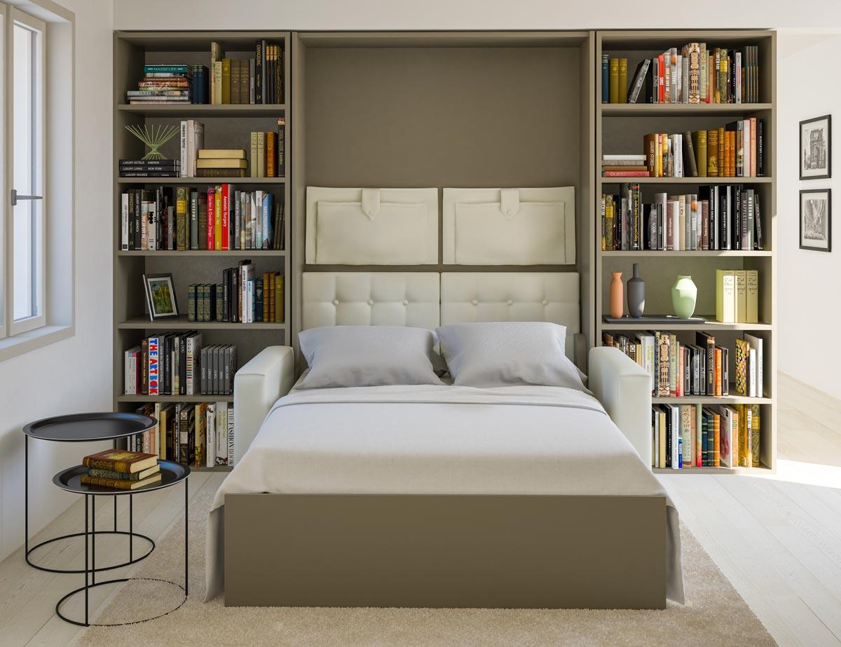 Arredare camera da letto con decorazioni