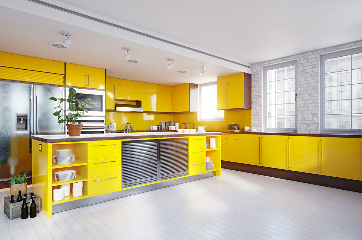 Quali colori scegliere per la cucina
