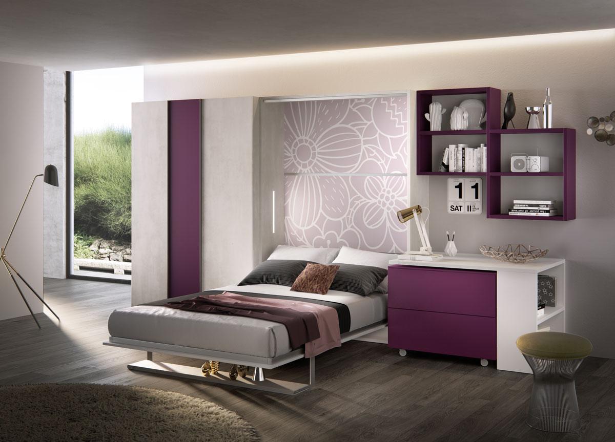 arredamento piccola camera da letto