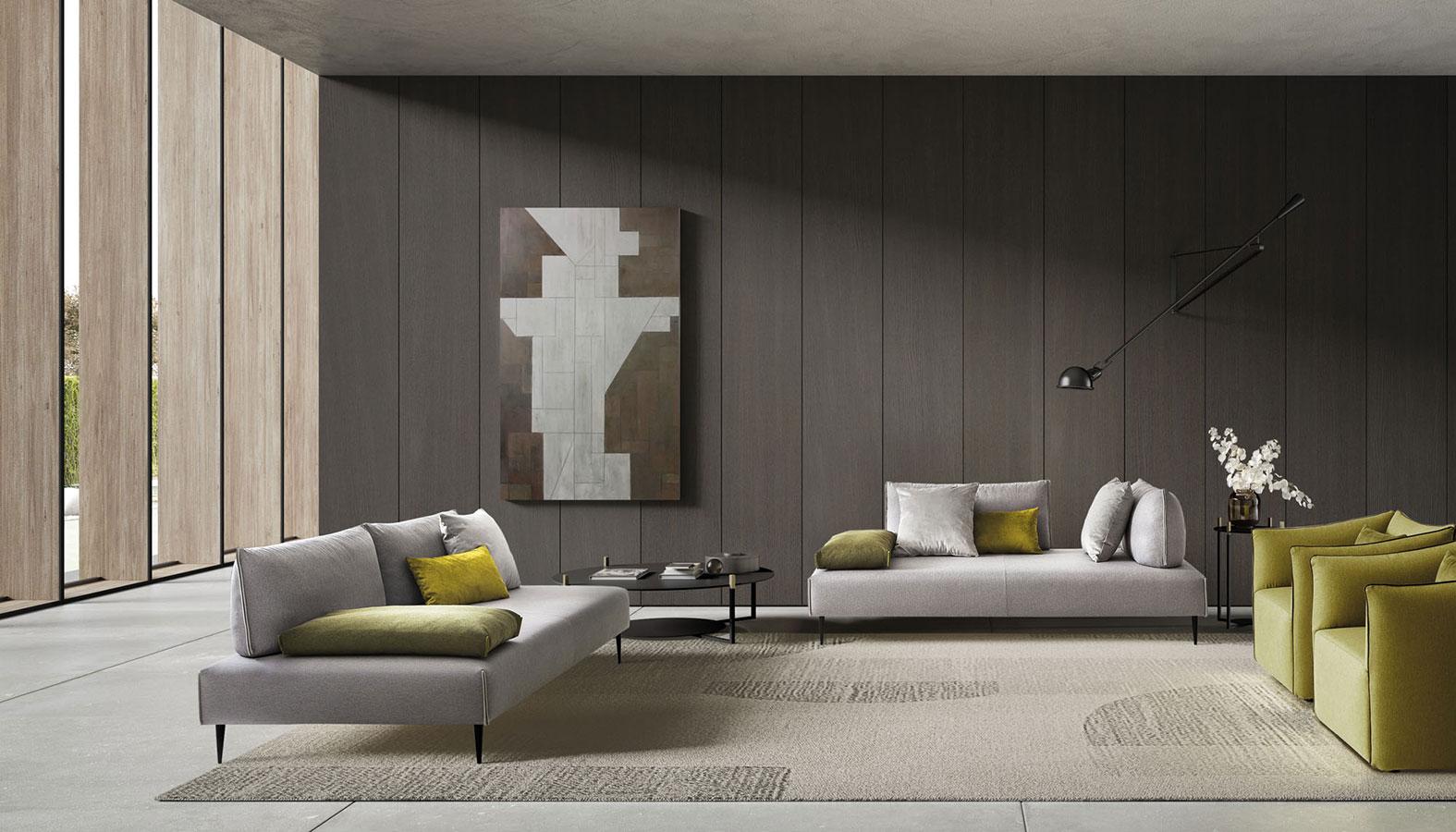 divani da soggiorno